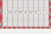 THM - Planning, etc.