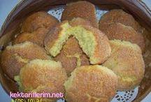 Kekler-kurabiyeler