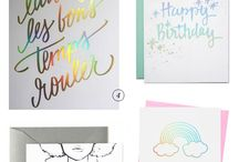 Paper Trends ♥ / Stationery Love ♡ Paper trends Stationery trends