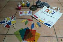 Histoire *3 souris peintres*