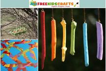 New Kids' Crafts / Here you'll find new kids' crafts, kids' activities, and pretty much anything else that's new on AllFreeKidsCrafts.com - enjoy!