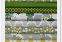 grey, green, yellow