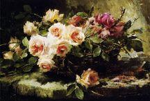 FLOWERS - FRANS  MORTELMANS