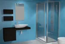 Shower Cabin Danubio / Κρύσταλλο ασφαλείας 4mm - Πτυσσόμενη πόρτα με σταθερό πλαινό - Υψος καμπίνας 185cm - Η πτυσσόμενη πόρτα μπορεί να έχει διάσταση 90 η 100cm ενώ η πλαινή 70, 80 η 90 cm - Προφίλ Αλουμινίου σε χρωμέ γυαλιστερό