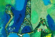 chagall Tour Eiffel
