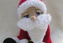 Jul hækling