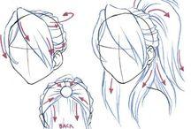 hairs design