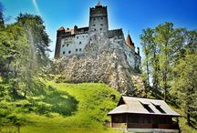 Romanian Castles & Fortifications / Unveil Romania - a country with over 190 castles & palaces, countless fortifications, monasteries or cathedrals. Explore the ancient citadels of the geto-dacians, the Roman forts, the castle of Dracula or Voronet Monastery, a Sistine Chapel of the East.