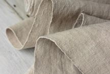 Linen and lace / Vintage and shabby chic inspirations