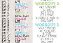 Running / Run tips & workouts