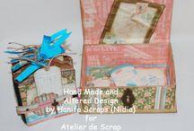 Vídeos Atelier de Scrap