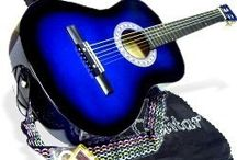 TOYS & GAMES / Learning & Education , Musical Instruments , Guitars & Strings AT AMAZON