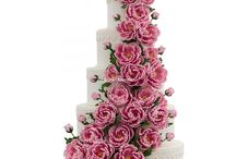 Torturi de nunta - LB CAKE FASHION / Torturi de nunta la comanda, oriunde in tara!
