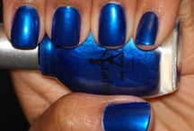 Ambitious Blue by Superstar Nail Lacquer / by Ariana Pierce