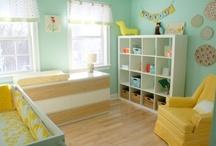 Nursery Ideas / by Nicole Burley Michal
