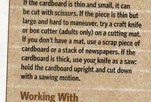 Cardboarding