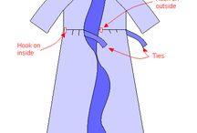 Wrap dress - chandra-
