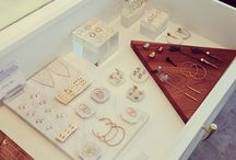 Jewelry Display / Packing / Photography
