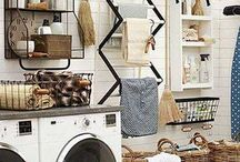 Laundry Room Decor