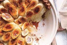 Banana Recipes / Go bananas for these tasty treats