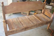 Crafty benches