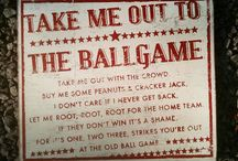 BASEBALL!! / by Sonya Gough