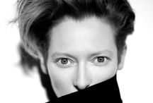 Tilda / Androgynous, Other-worldly Chameleon  / by Karen Armstrong