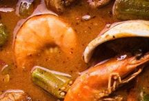 Cajun foods