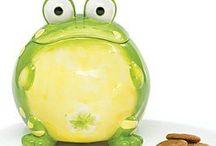 Home & Kitchen - Cookie Jars