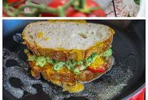 Sandwiches, Wraps, etc. / by Haley Smith