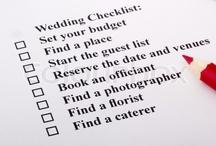 Plan a wedding!