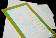 Invitations / Invitations are the first taste your guests get about the day of your wedding // wedding invitations, invitation inspo, beautiful photography
