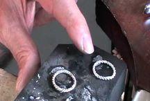 håndlavede smykker