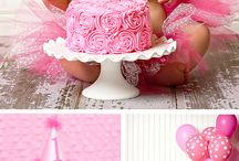 Smash the cake ideas