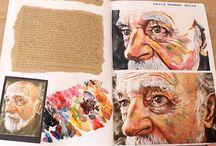 Personal Sketchbook