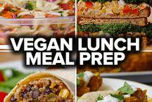 6 vegan Lunch