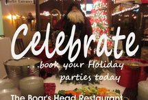Affordable Christmas Parties PCB