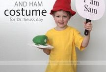 Kids: book week costumes / Some ideas to dress up your kids for book week!