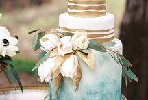 Modern Pastel Wedding