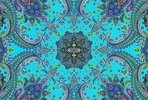 Mystique by Timeless Treasures / Mystique by Chong-a Hwang for Timeless Treasures Fabrics