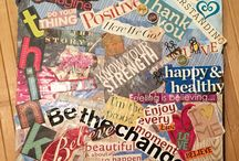 Vision Boards #OneWord #2015 / Share your personal vision boards in a positive, supportive and engaging community. Join the #OneWord challenge and include the one word that best embodies your vision for 2015.