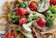 Vegan Recipes to try / by Janna Segnitz