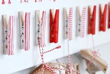 Xmas / Decorations, gifts. Ideas, patterns & tutorials