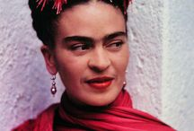 Frida Kahlo / by Alaina Rodgers