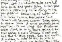 To travel means...