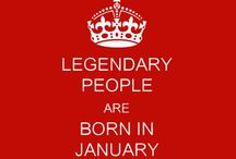Birthdays / Are you born on this month? The Amazing Traits of People born in any month.