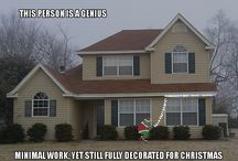 Christmas Outdoors / Outdoors at Christmas / by Cindy B.