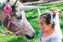 Unicorn my little pony party
