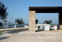Pavimentos para Exteriores / Selección de imagenes sobre pavimentos para exterior, como terrazas o jardines para hoteles, restaurantes, viviendas...