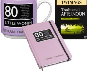 A good book and a cup of Twinings